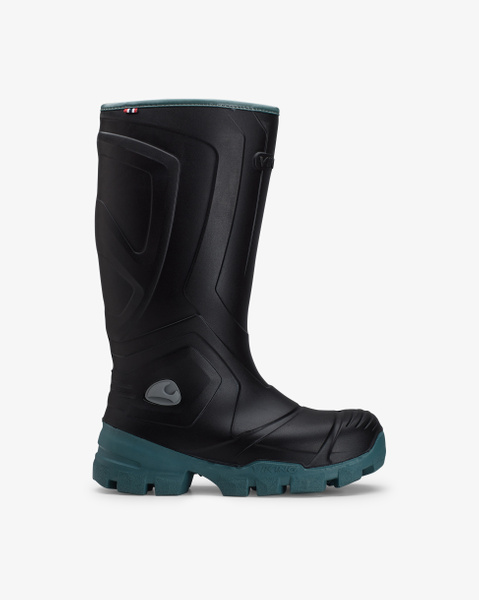 Icefighter Black Thermo Boots