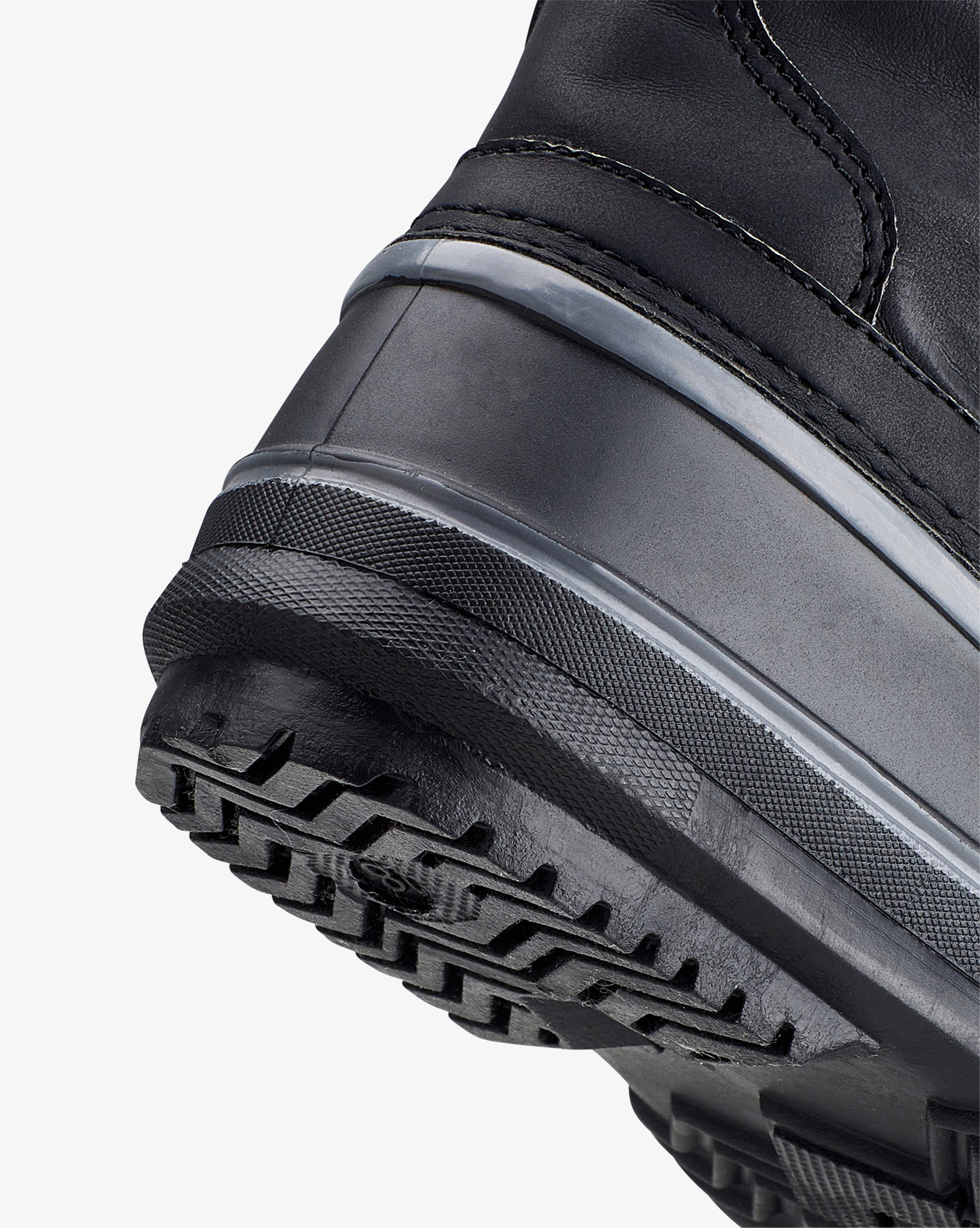 Rogne Grey Winter Boots